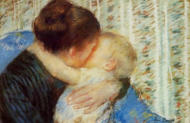 Pintura: Mary Cassatt