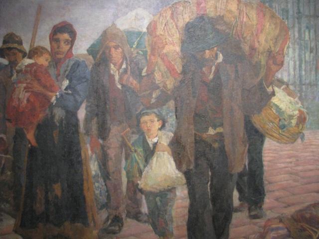 Oleo de Antonio Rocco